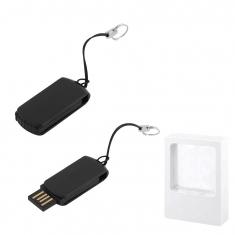 8 GB Döner Mekanizmalı Plastik USB Bellek