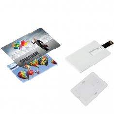 8 GB Kartvizit USB Bellek