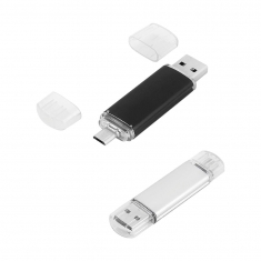 16 GB Metal USB Bellek