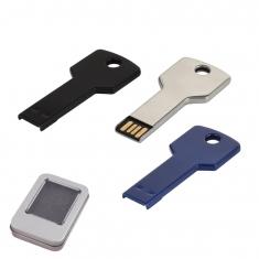 8 GB Metal Anahtar USB Bellek